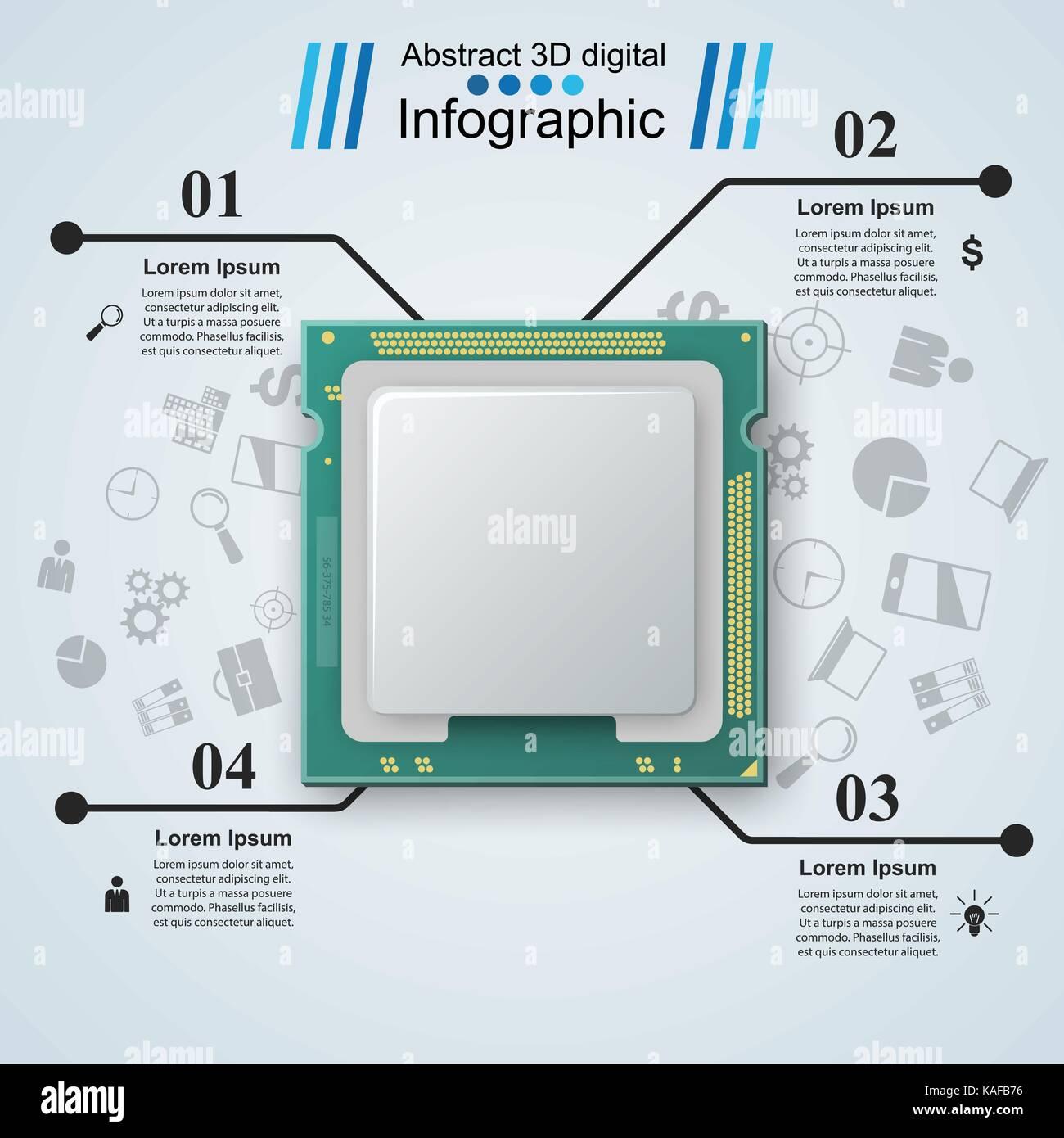 Ausgezeichnet Verschiedene Elektronische Komponenten Und Ihre ...