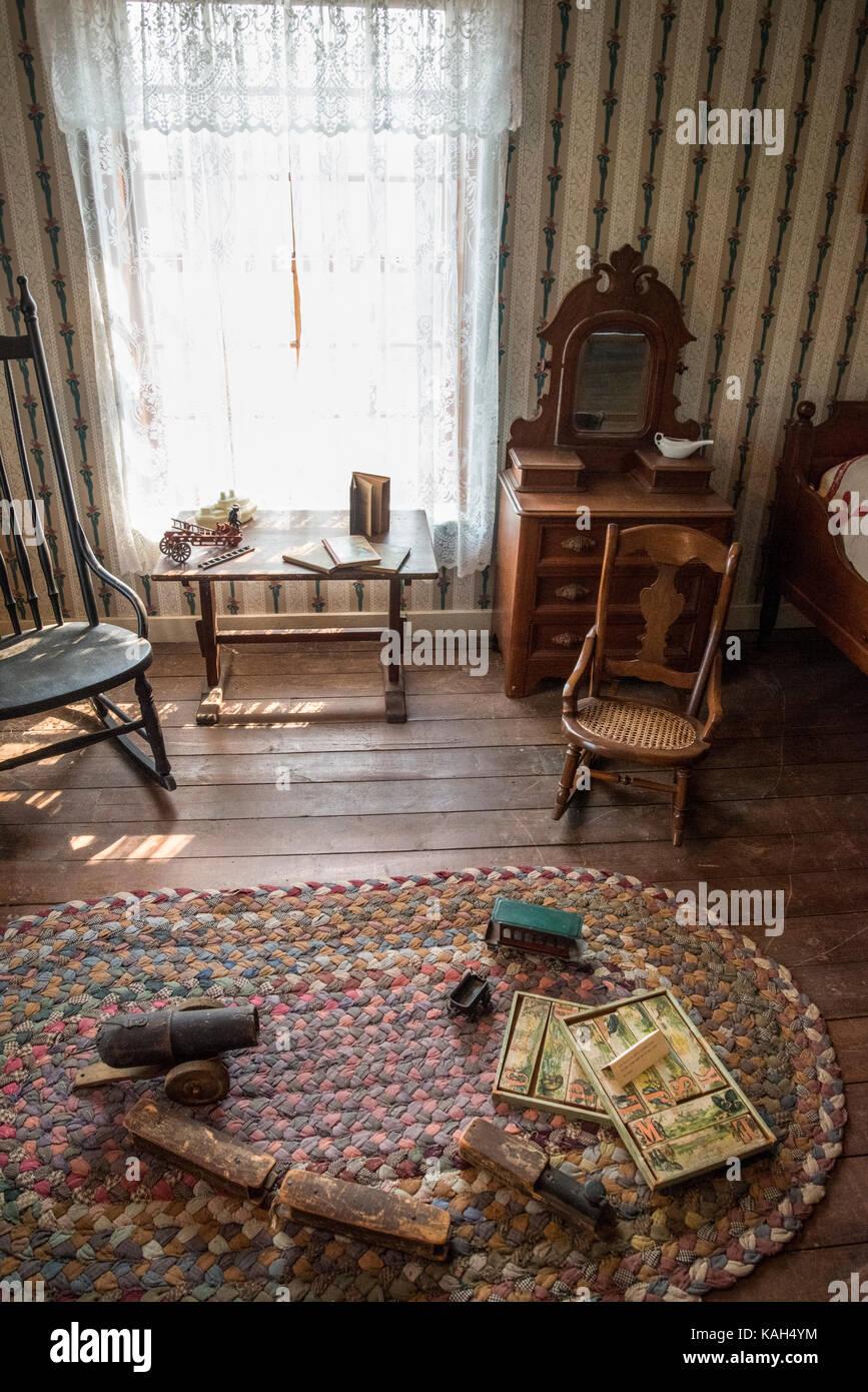 Lincoln Bedroom Stockfotos & Lincoln Bedroom Bilder - Alamy