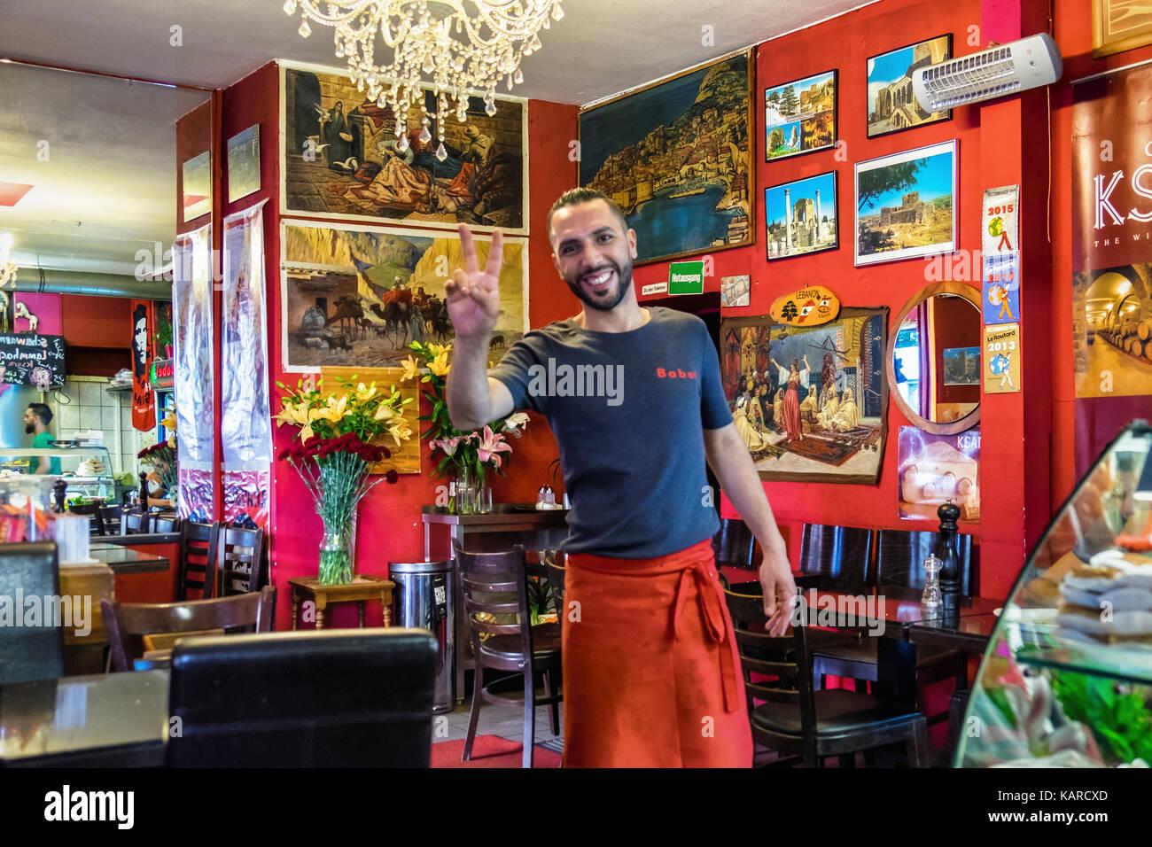 Berlin Prenzlauerberg Restaurant Babel Atmosph Rische