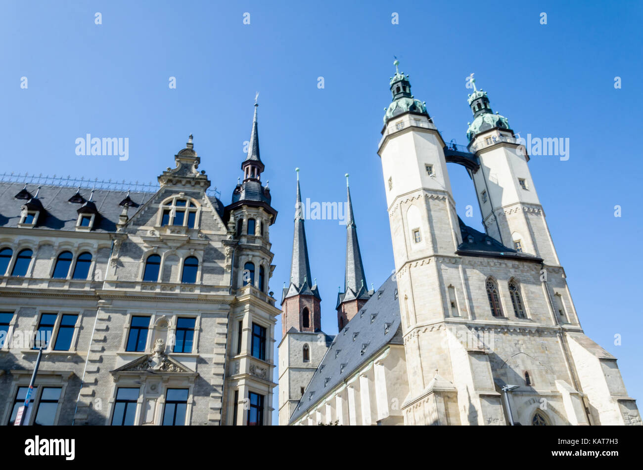 urban germany halle stockfotos urban germany halle bilder alamy. Black Bedroom Furniture Sets. Home Design Ideas