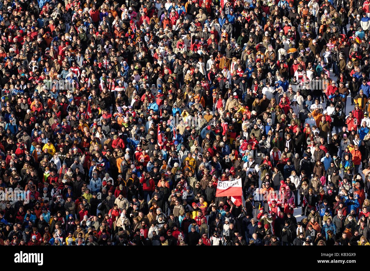 Menschen Masse