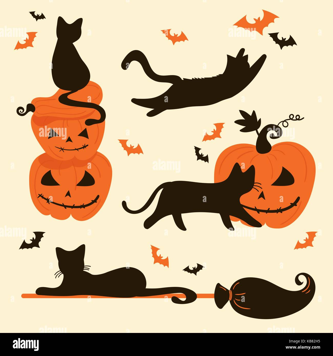 Atemberaubend Halloween Katze Farbseite Ideen - Entry Level Resume ...