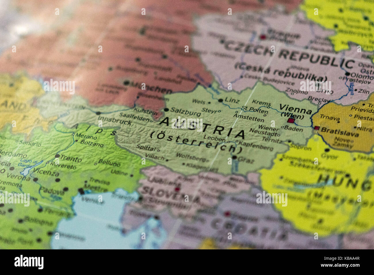 Europe Capitals Map Stockfotos & Europe Capitals Map Bilder - Alamy