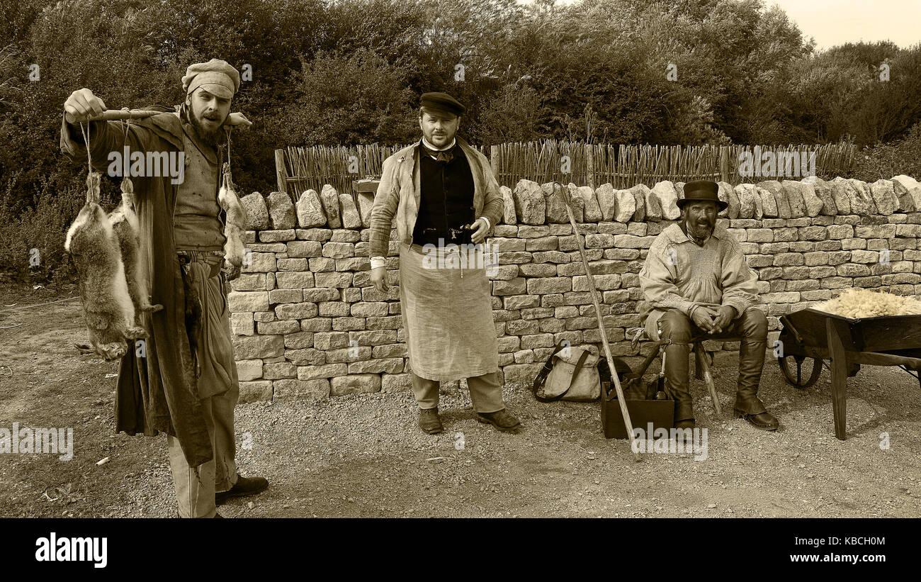 Victorian Poor Stockfotos & Victorian Poor Bilder - Alamy