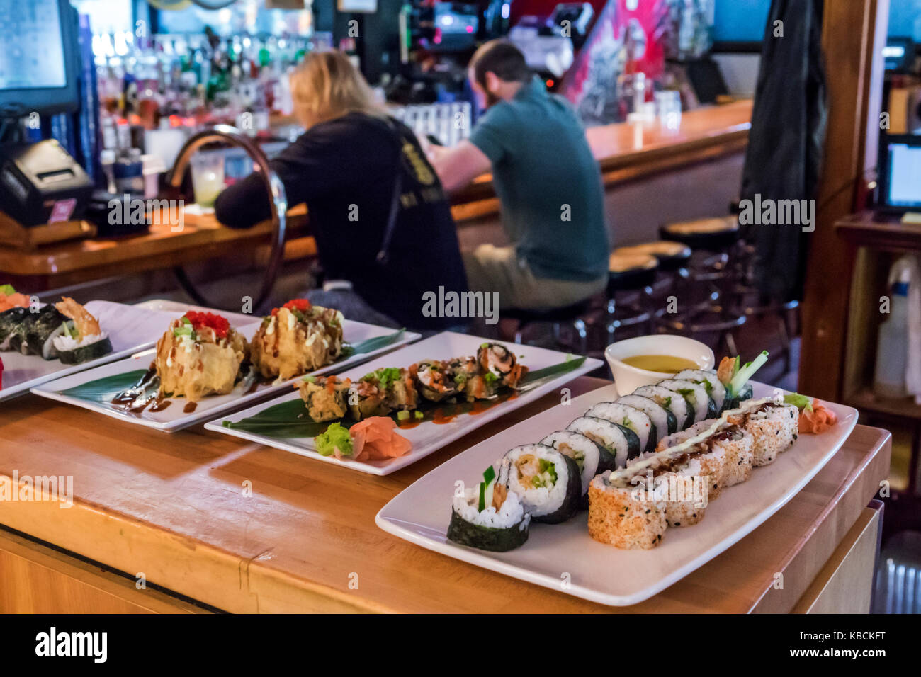 Richmond Food Restaurant Stockfotos & Richmond Food Restaurant ...
