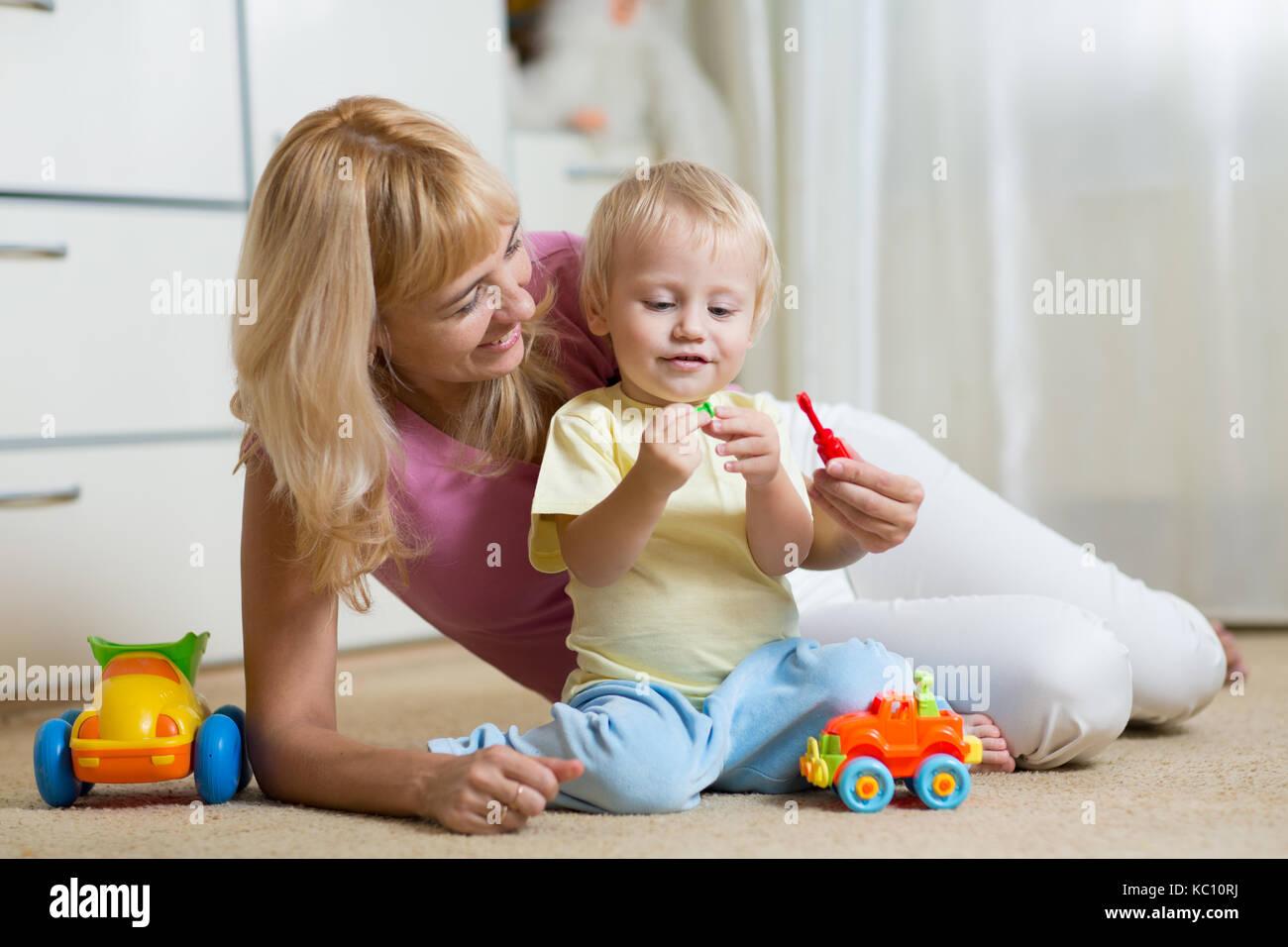 die alleinerziehende Mutter kc