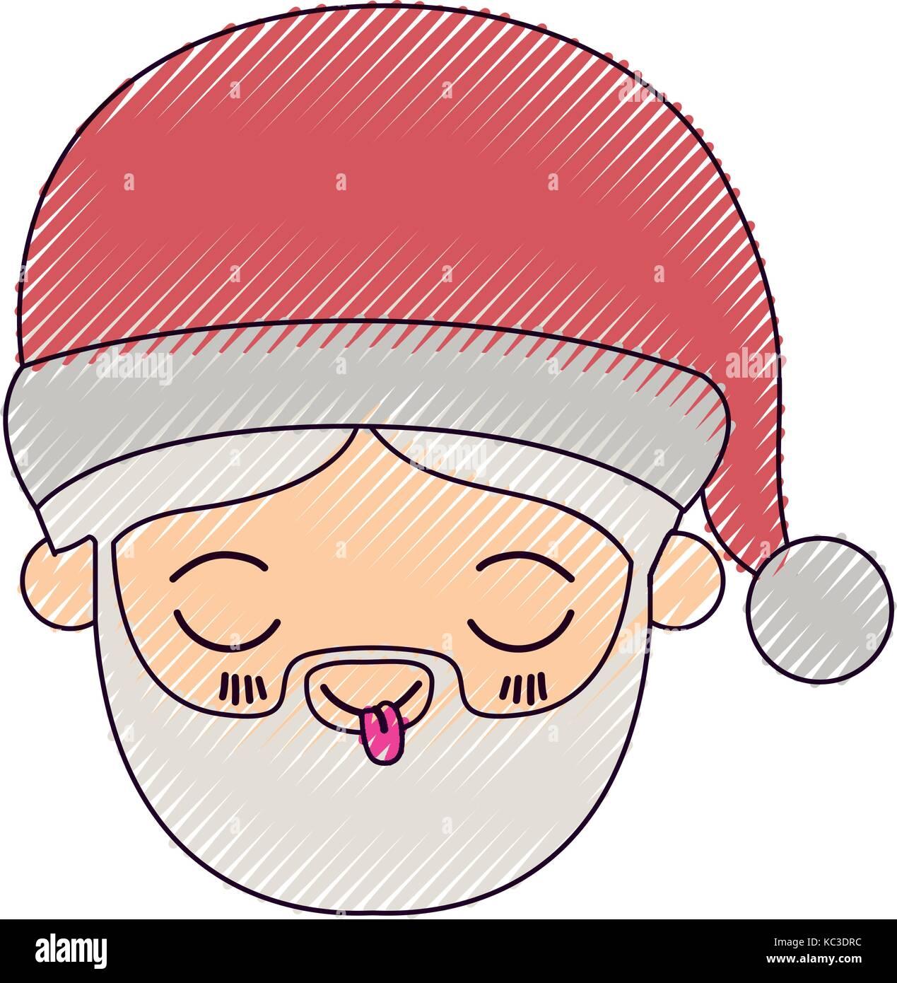 Großzügig Santa Gesicht Färbung Seite Bilder - Entry Level Resume ...