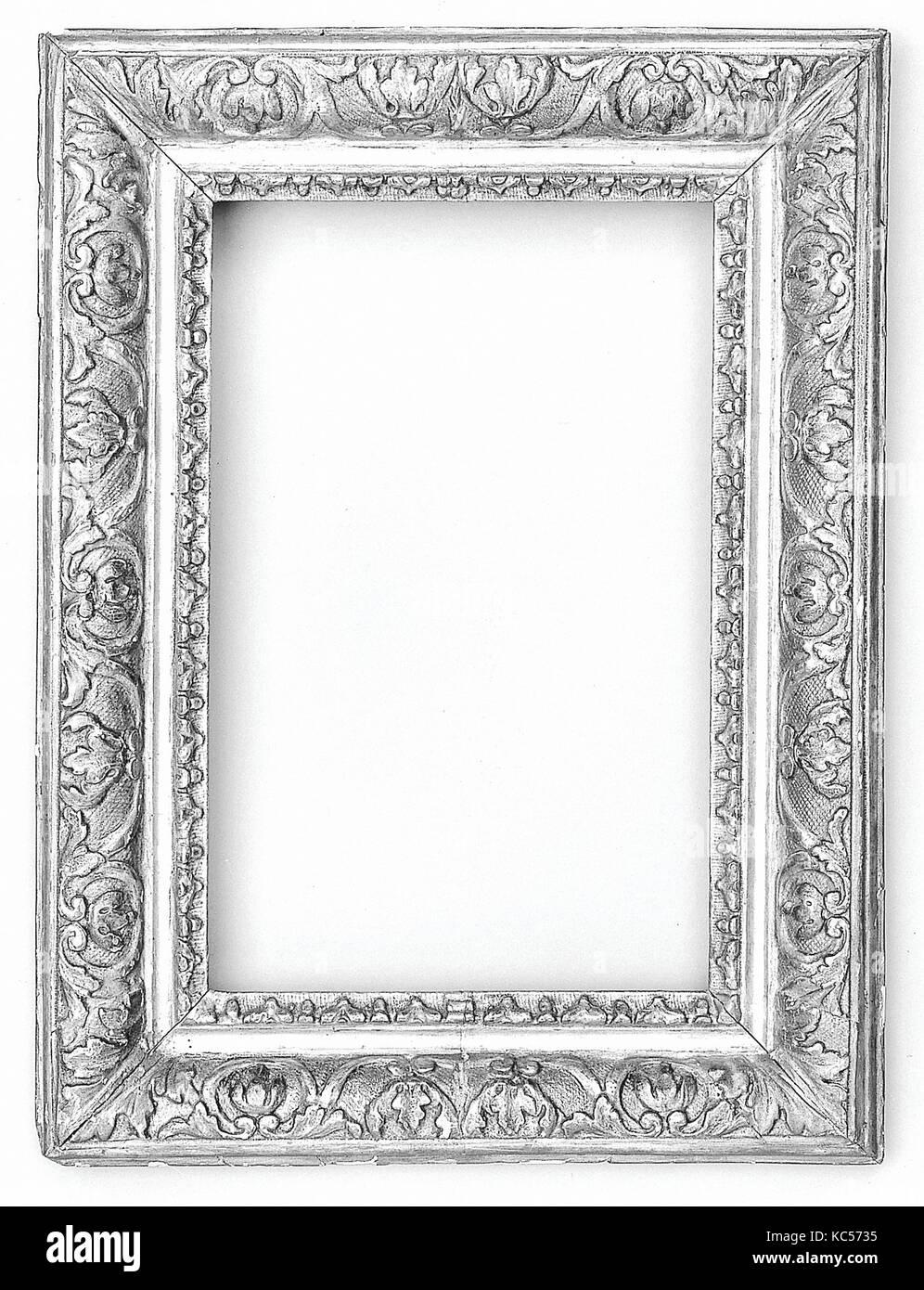 Barbizon-Stil Rahmen, Ca. 1860, französischer Eiche unteren ...
