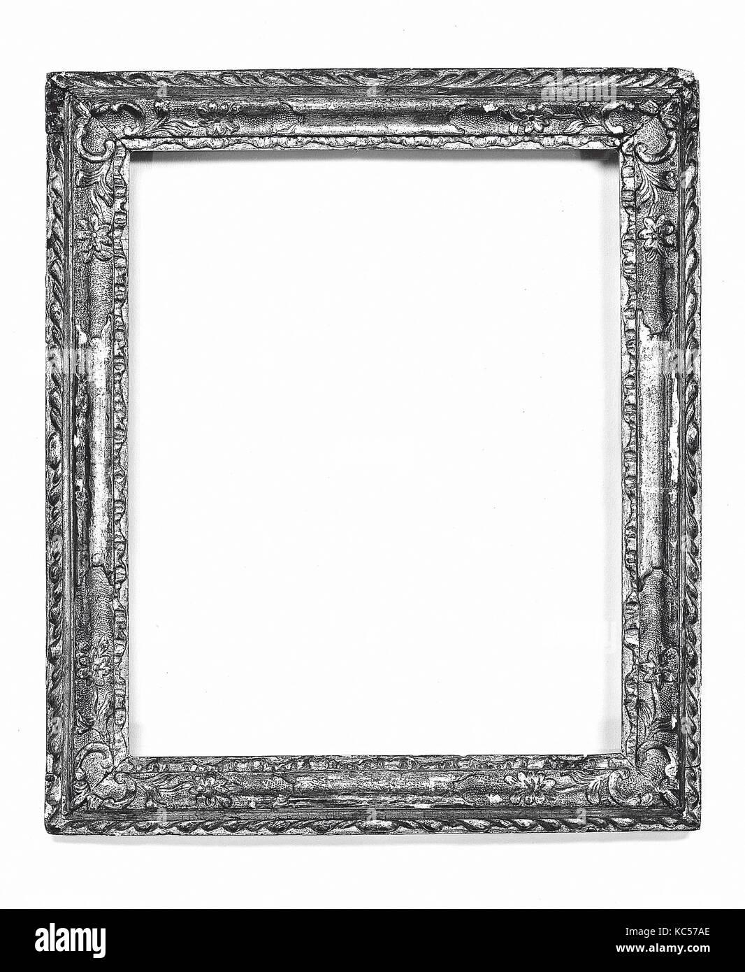 Rokoko spiegel Rahmen, Mitte bis Ende 18. Jahrhundert, Italienisch ...