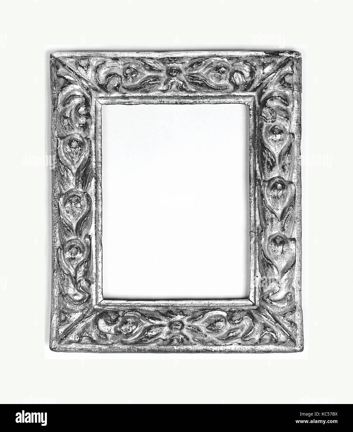 Schlagleisten frame, Ende 16. bis Anfang des 17. Jahrhunderts ...