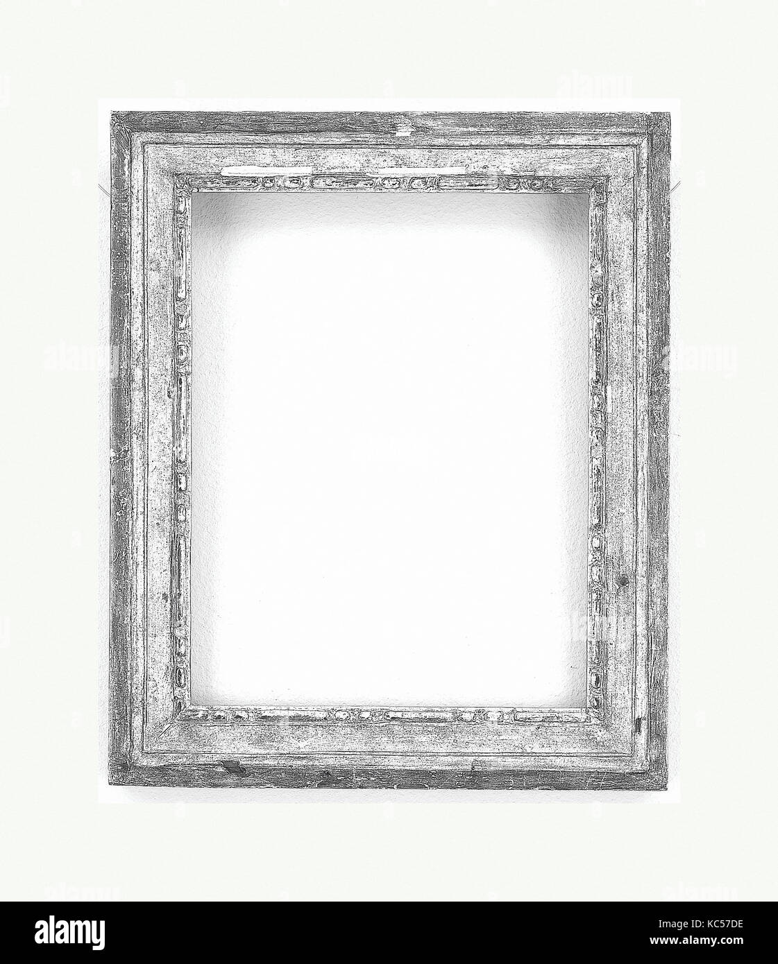 Cassetta frame, Ca. 1800 (Stil Louis XVI), Deutsch, Kiefer zurück ...