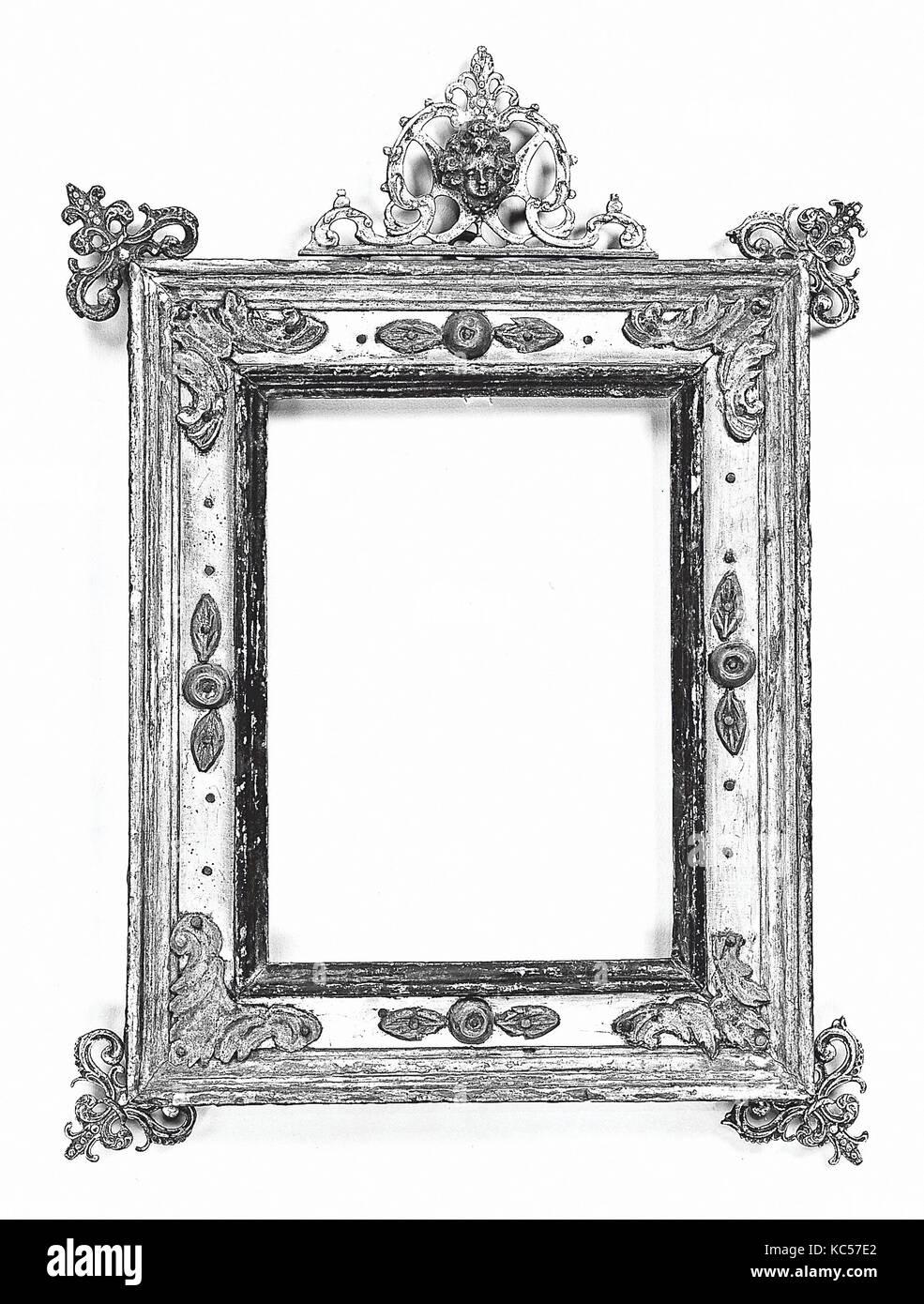 Cassetta Rahmen, Anfang bis Mitte des 17. Jahrhunderts, Italienisch ...