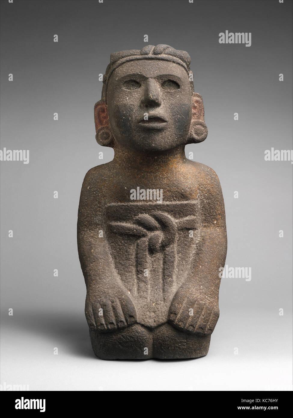 Mexiko Götter Tonfigur Statue äSthetisches Aussehen Mittel- & Südamerika