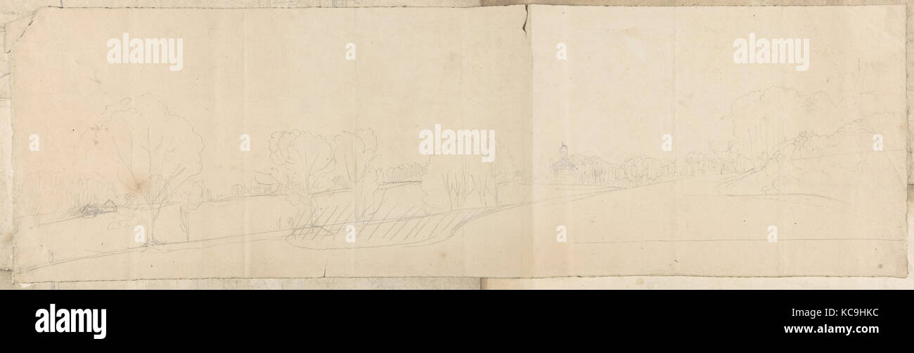 Landscape Sketch Stockfotos & Landscape Sketch Bilder - Alamy