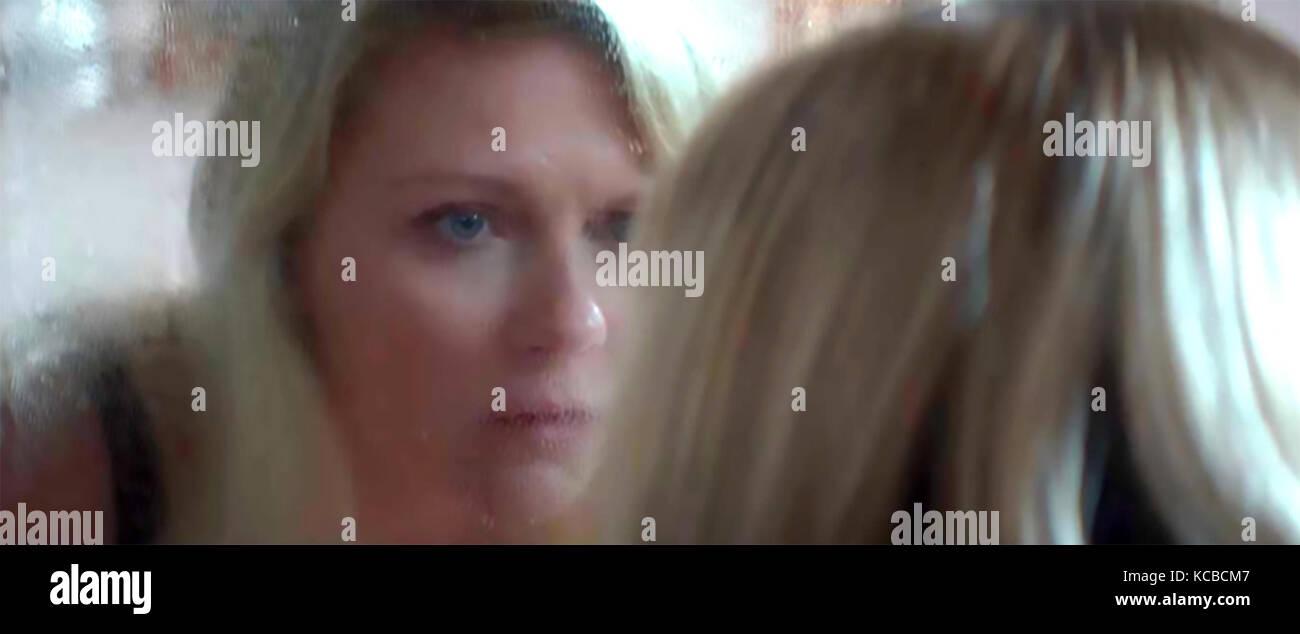 WOODSHOCK 2017 Wegpunkt Unterhaltung Film mit Kirsten Dunst Stockbild