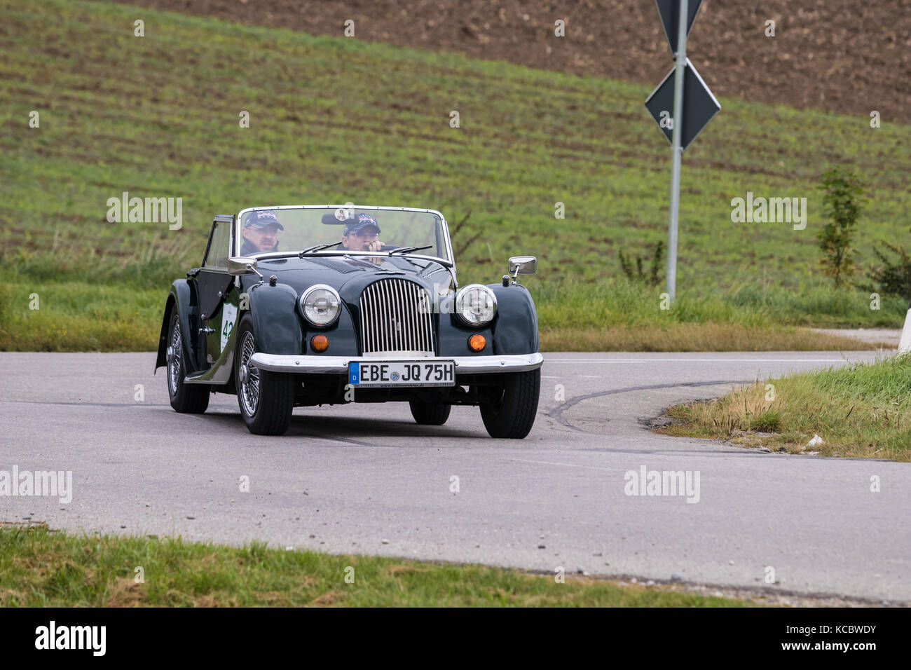 morgan car england stockfotos morgan car england bilder alamy. Black Bedroom Furniture Sets. Home Design Ideas