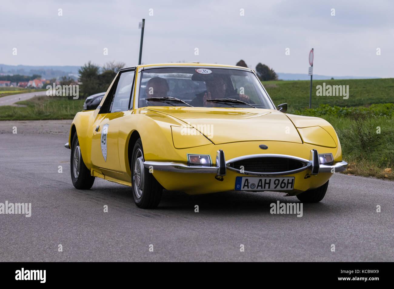 Car Race Angouleme