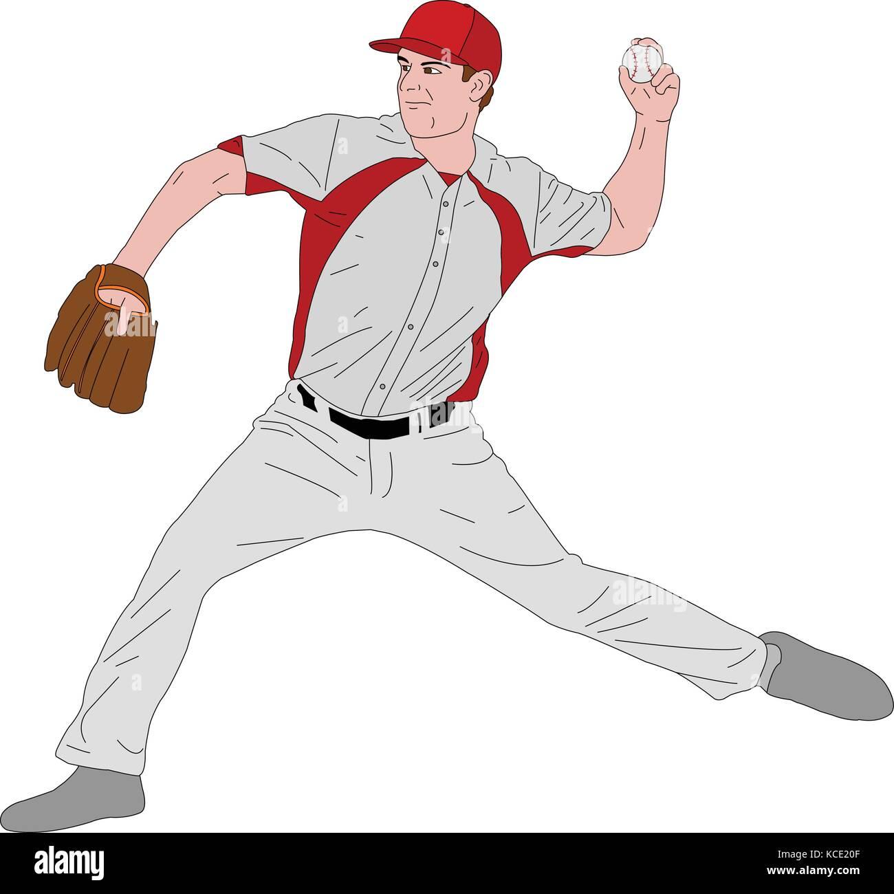 Baseball Vector Vectors Stockfotos & Baseball Vector Vectors Bilder ...