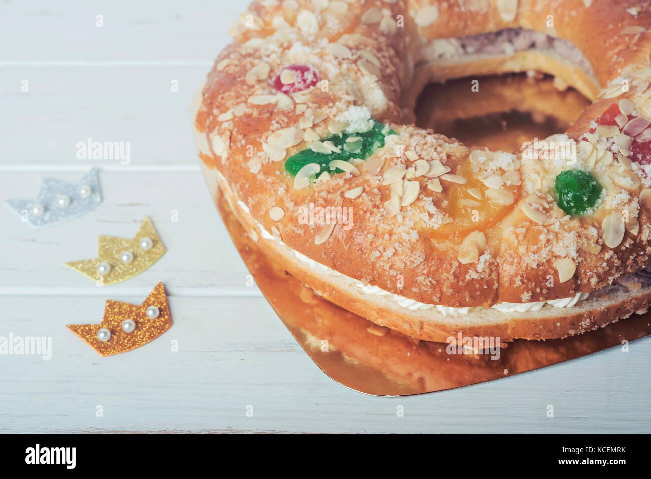 Drei Konige Kuchen Stockfotos Drei Konige Kuchen Bilder Alamy