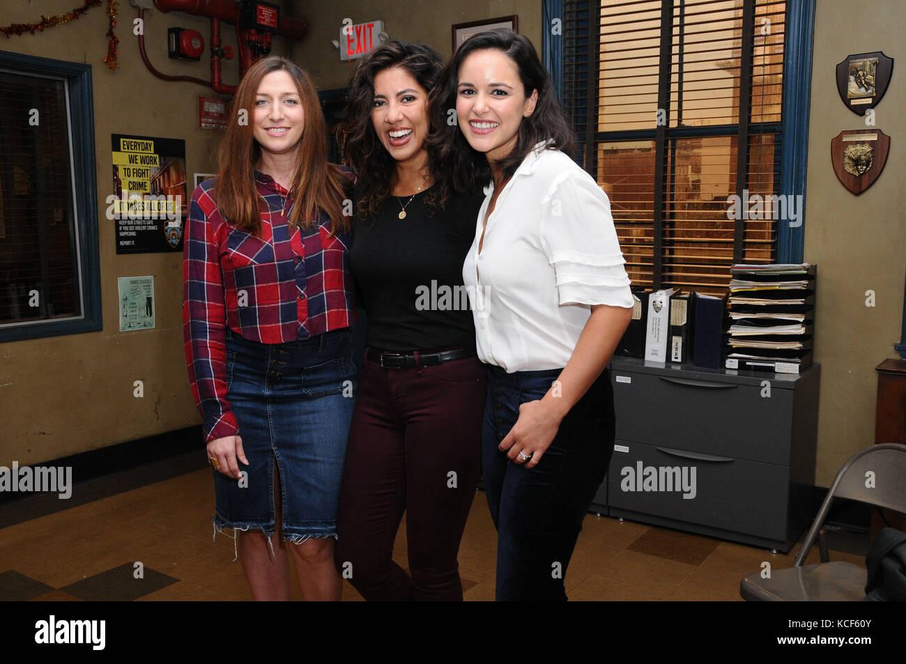 Stephanie Beatriz Melissa Fumero Stockfotos & Stephanie Beatriz ...