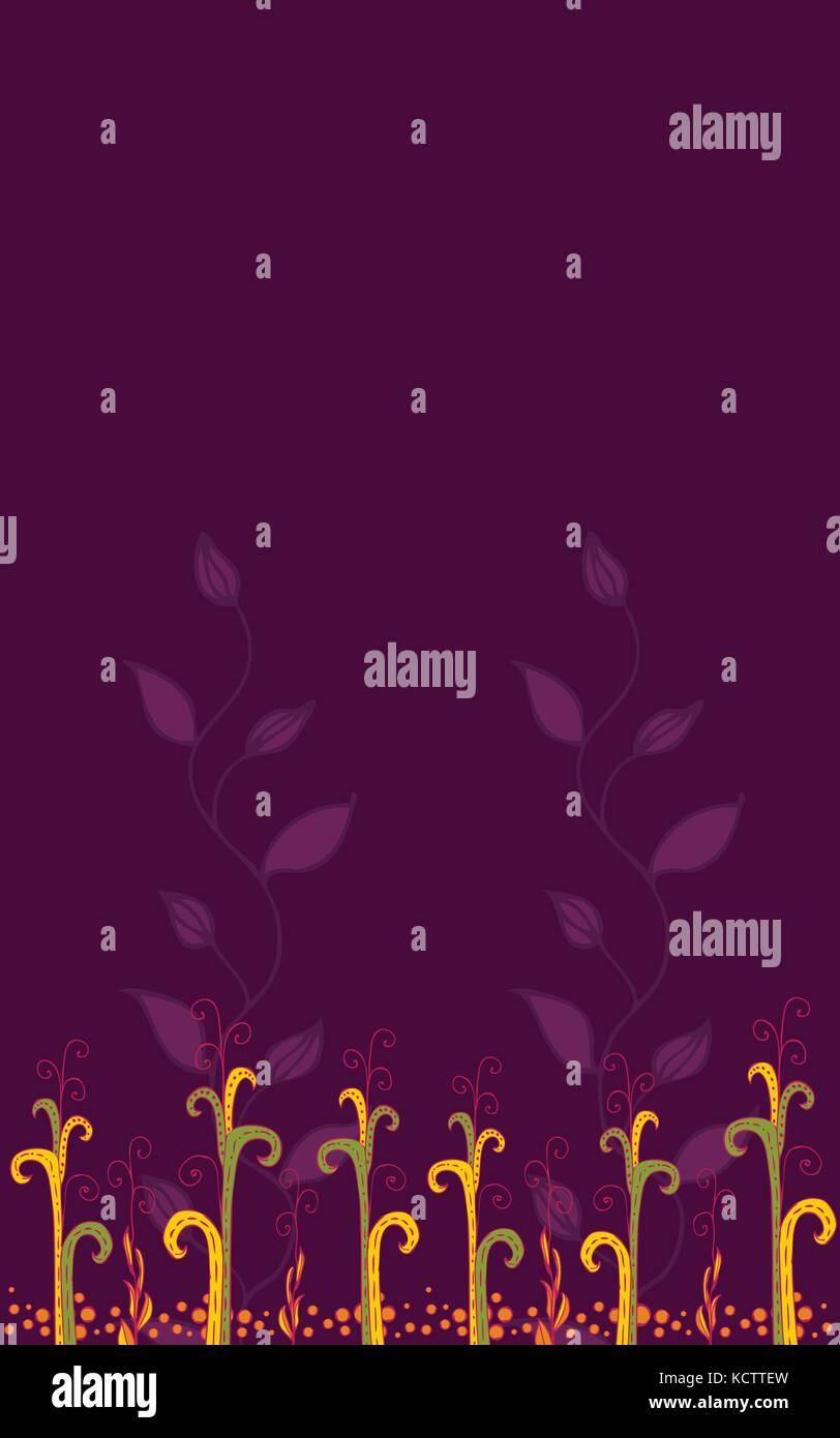 Floral Paper Border Stockfotos & Floral Paper Border Bilder - Alamy