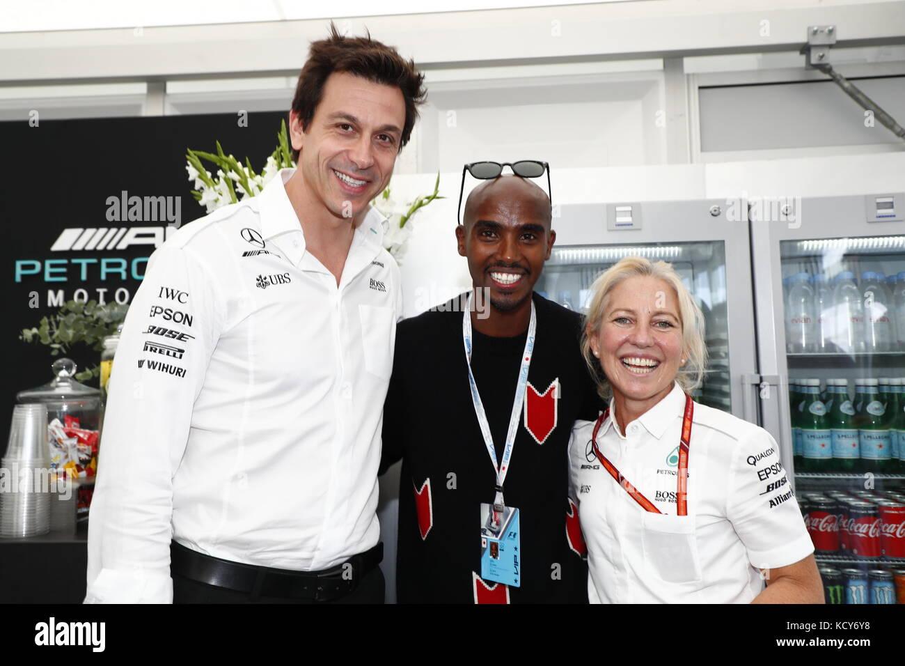 Lewis Hamilton Physiotherapeutin