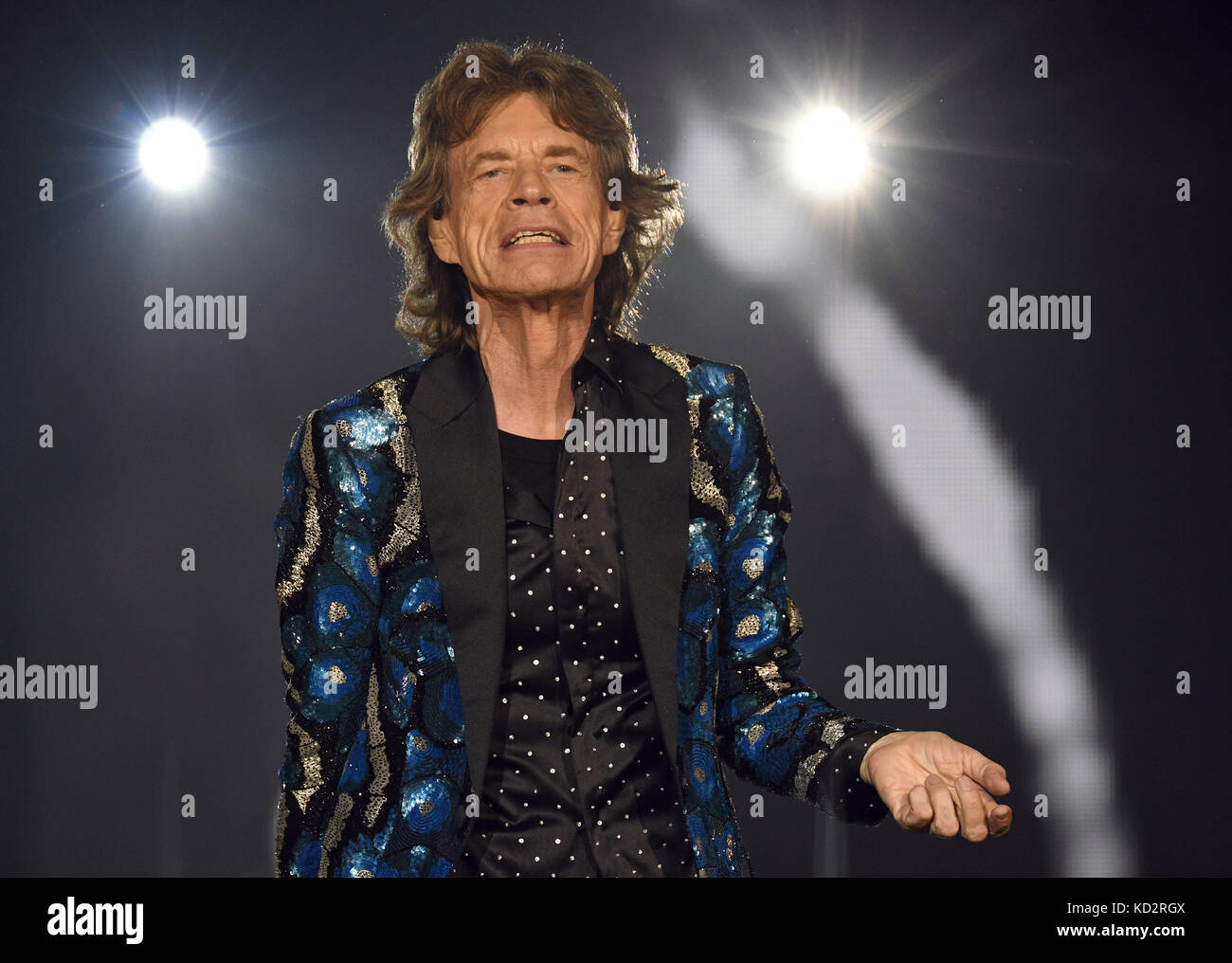 The Rolling Stones 2017 Stockfotos The Rolling Stones 2017 Bilder