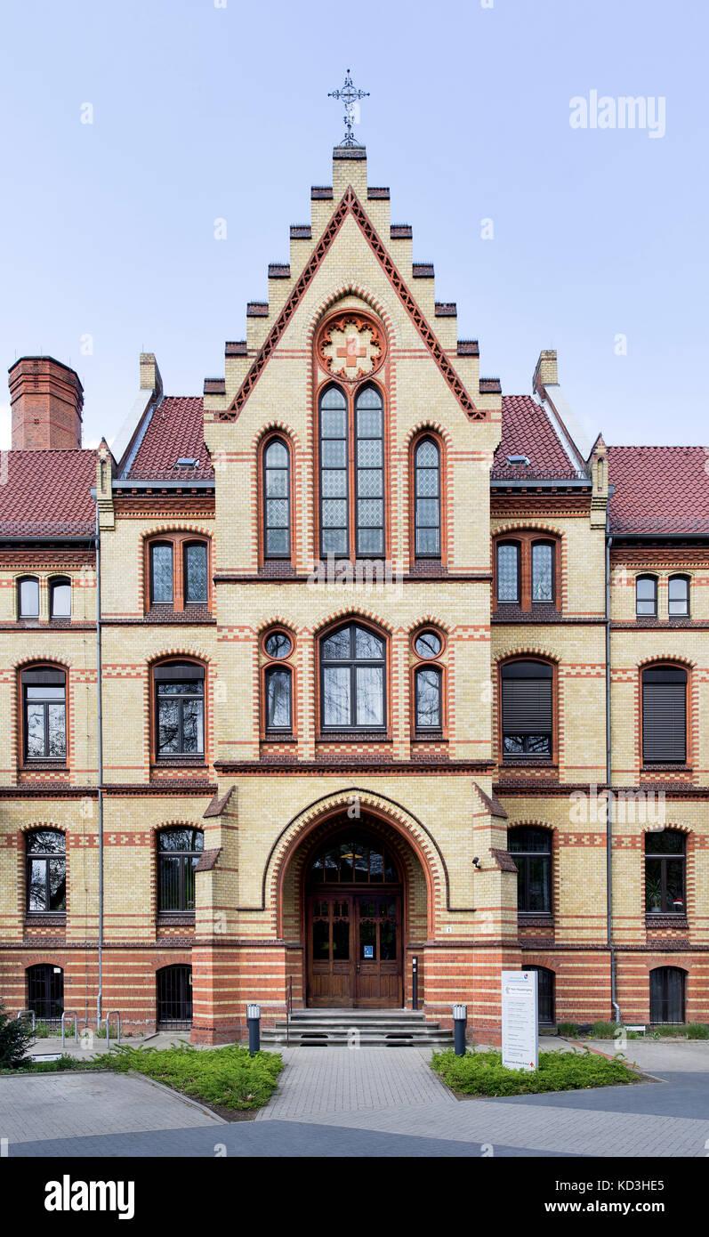 Drk-Krankenhaus clementinenhaus, Deutsches Rotes Kreuz, oststadt, Hannover, Niedersachsen, Deutschland Stockbild