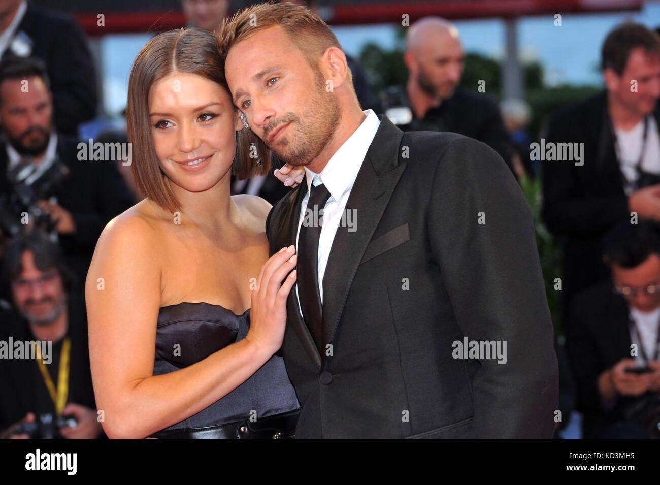 """Toronto International Film Festival - """"La Fidele"""" - Premiere Mit: Adele Exarchopoulos, Matthias Schoenaerts Where: Stockfoto"""