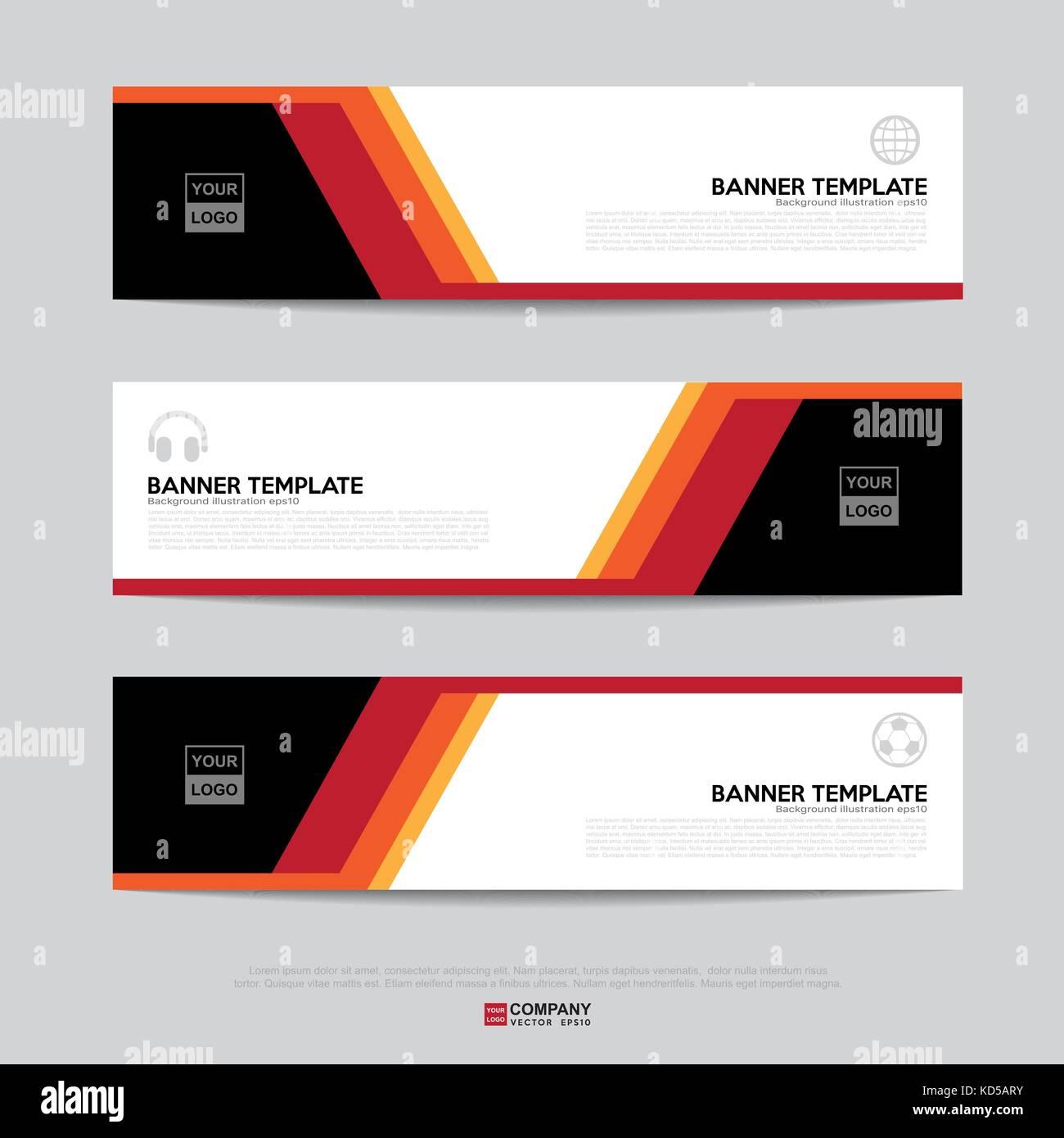 Gestaltung von Flyer, Banner, Broschüren und Karten Vorlage, Banner ...