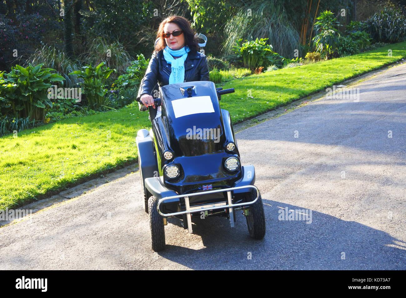 electric wheelchair stockfotos electric wheelchair. Black Bedroom Furniture Sets. Home Design Ideas
