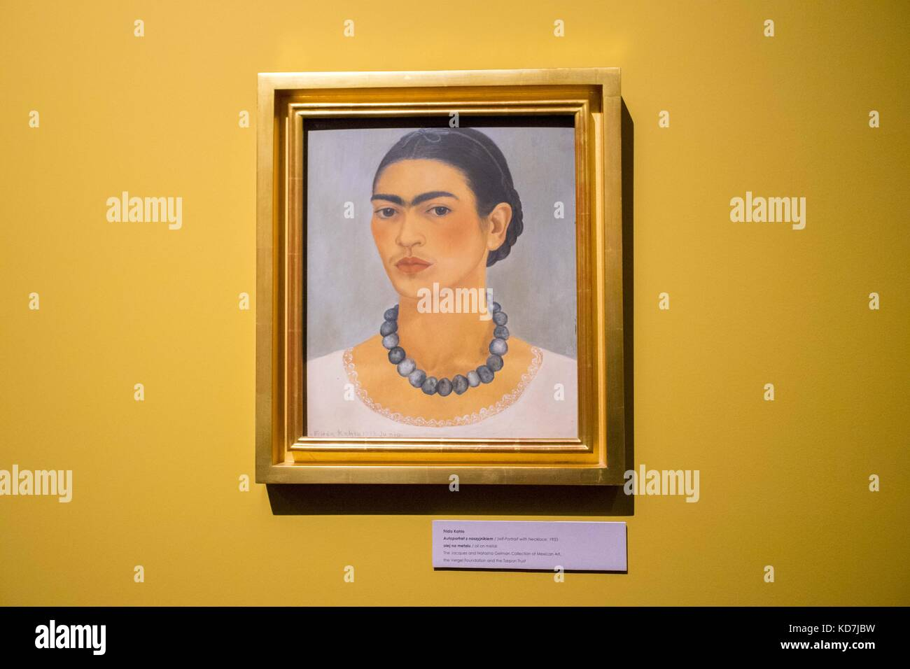 frida kahlo portrait stockfotos frida kahlo portrait bilder seite 2 alamy. Black Bedroom Furniture Sets. Home Design Ideas