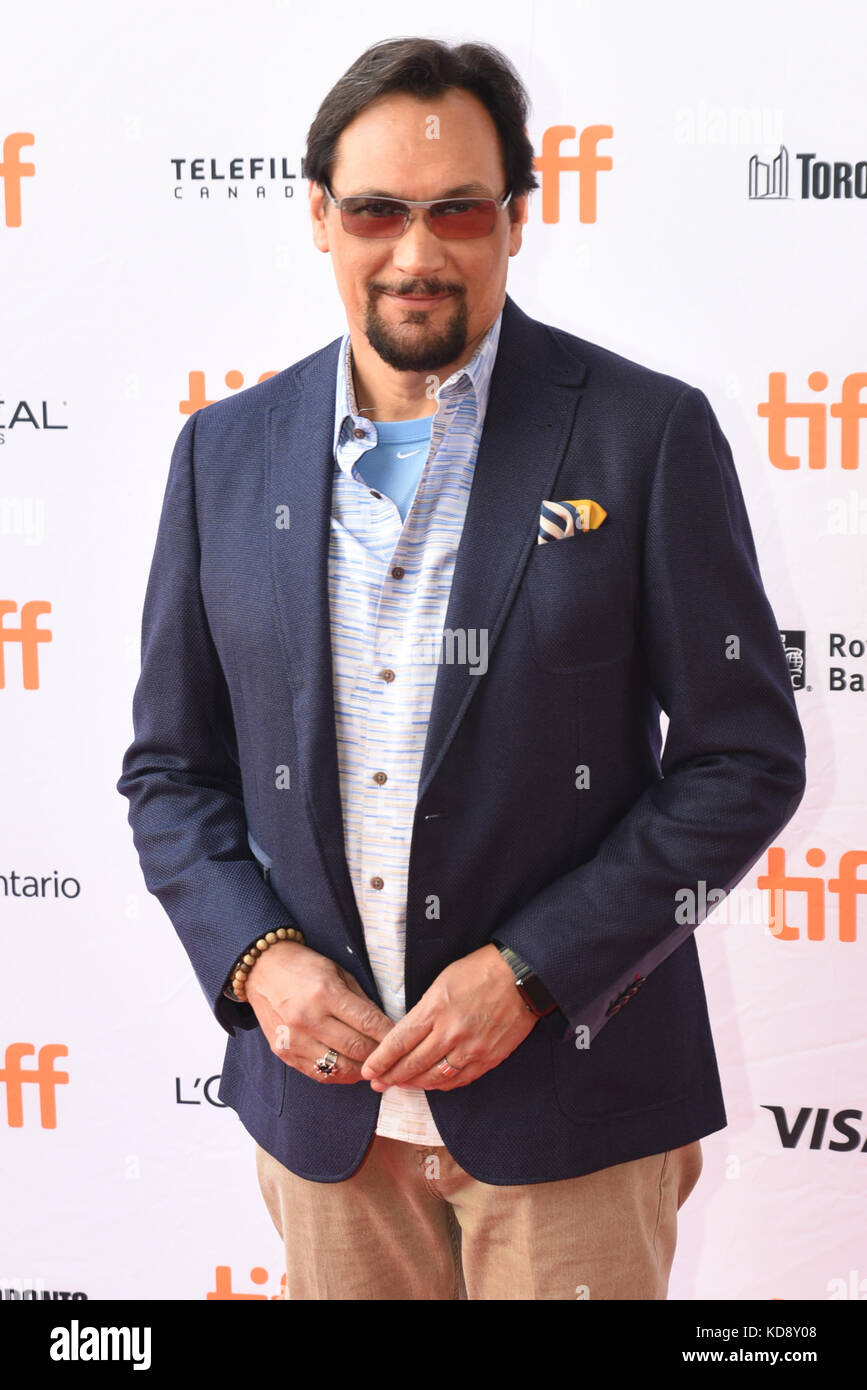 """42 Toronto International Film Festival - """"Wer wir sind""""-Premiere mit: Jimmy smits Wo: Toronto, Kanada, Stockbild"""
