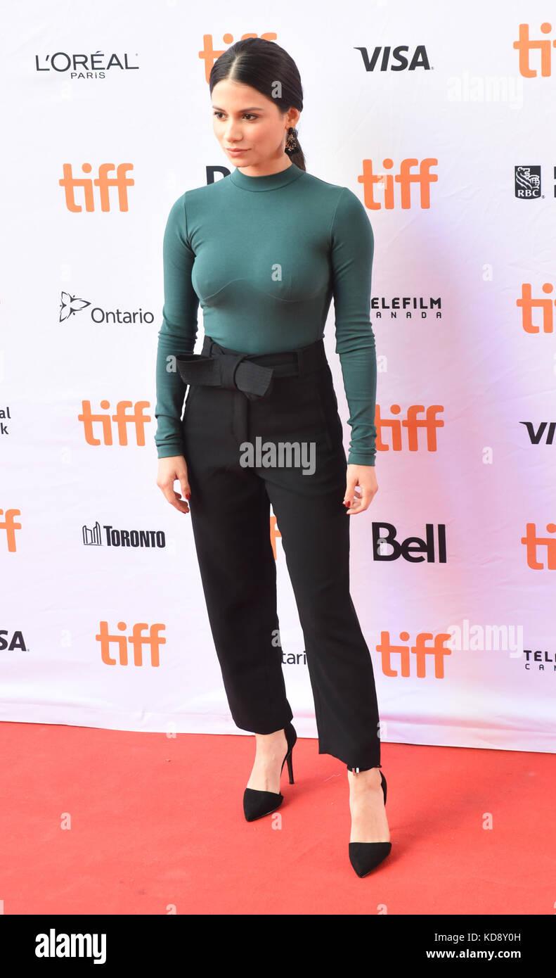 """42 Toronto International Film Festival - """"Wer wir sind""""-Premiere mit: camila Perez wo: Toronto, Kanada, Stockbild"""