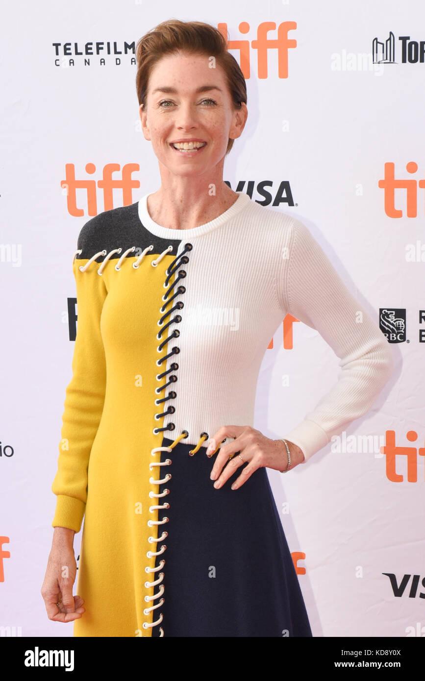 """42 Toronto International Film Festival - """"Wer wir sind""""-Premiere mit: Julianne Nicholson wo: Toronto, Stockbild"""
