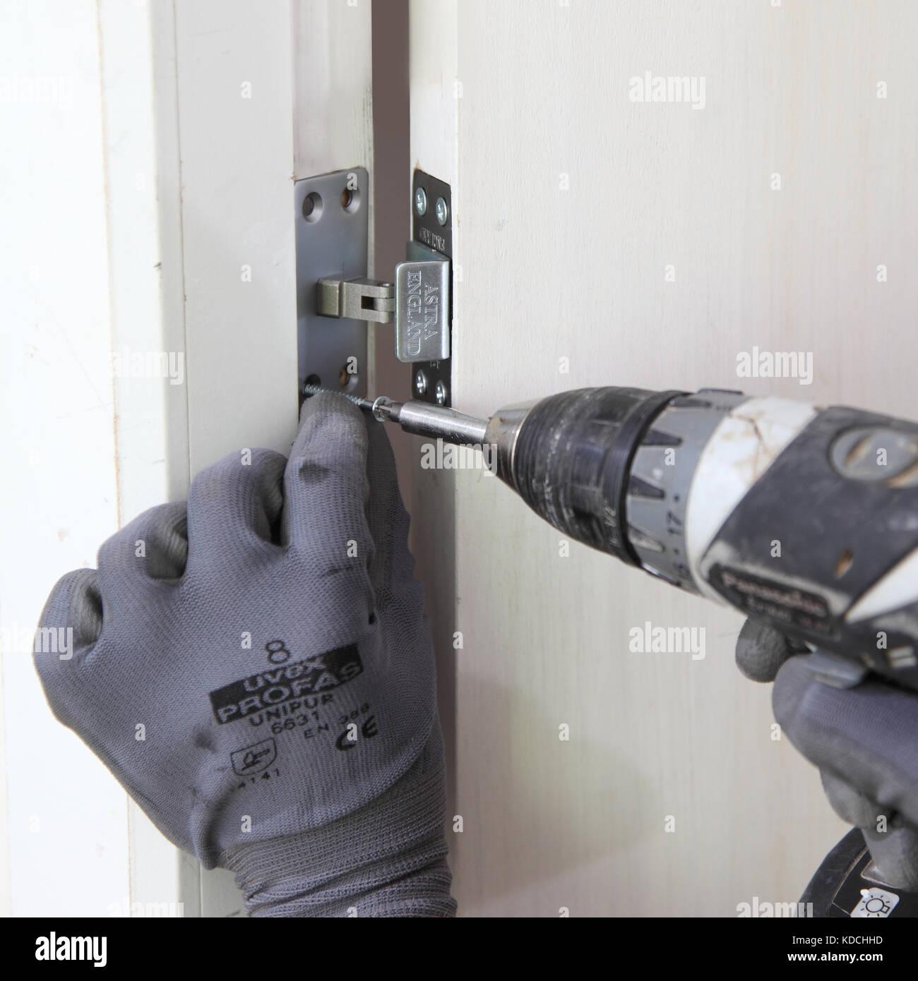 Fire Door Stockfotos & Fire Door Bilder - Alamy