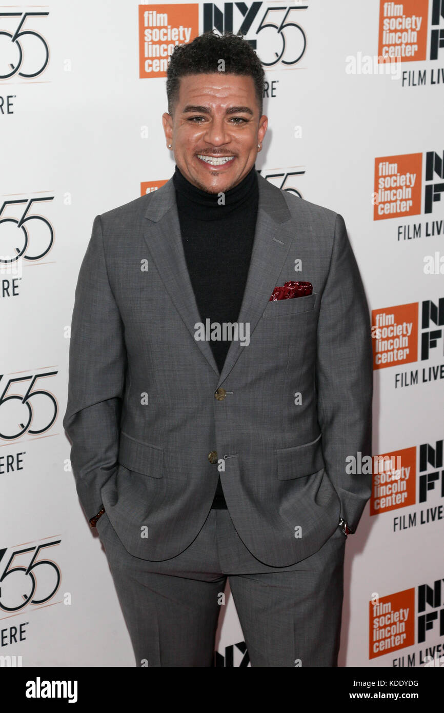 "Co-Writer virgil Williams besucht die ""udbound"" Premiere in der Alice Tully Hall im Lincoln Center während Stockbild"