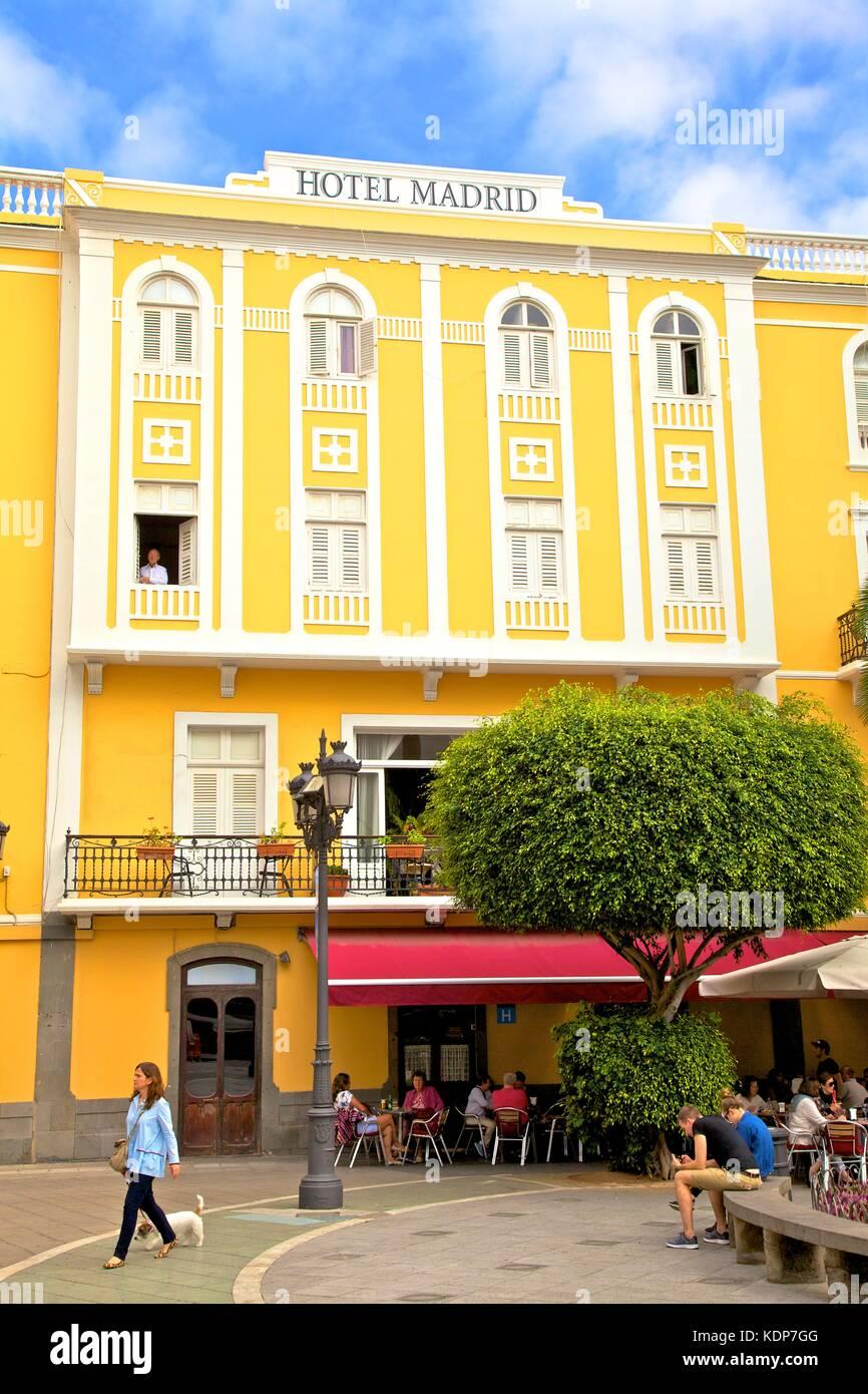 Restaurant Plaça De Cairasco Triana Las Palmas De Gran Canaria