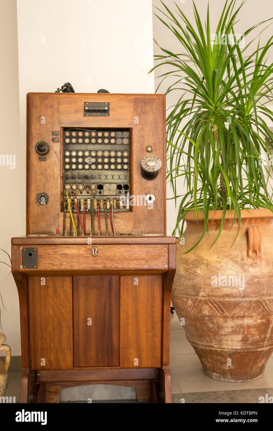 Switchboard Stockfotos & Switchboard Bilder - Alamy