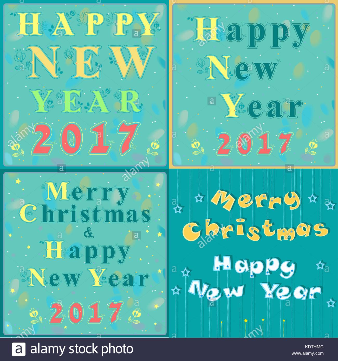 Gruß Weihnachten und Neujahr Karten mit Texten von künstlerischen ...
