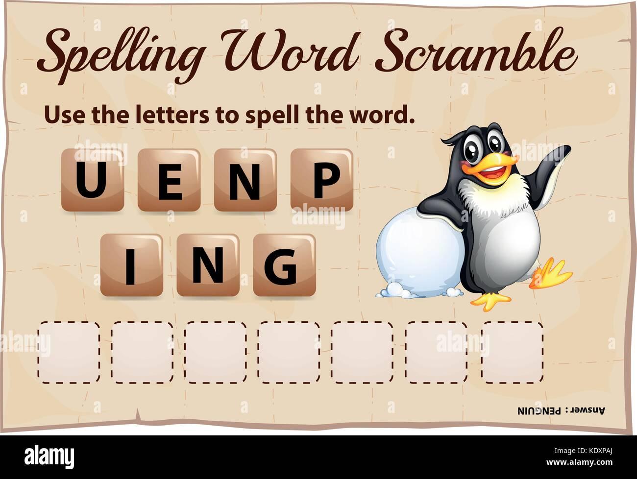 Penguin Word Stockfotos & Penguin Word Bilder - Alamy