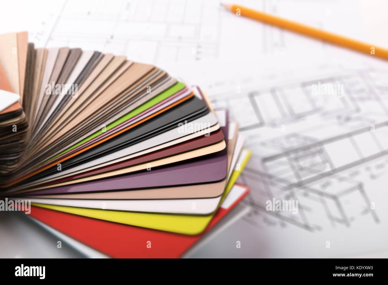 Material Samples Stockfotos & Material Samples Bilder - Alamy