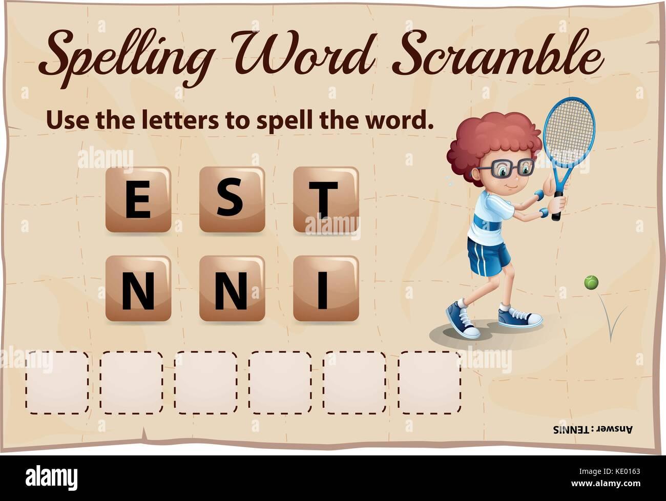 Tennis Word Stockfotos & Tennis Word Bilder - Seite 2 - Alamy