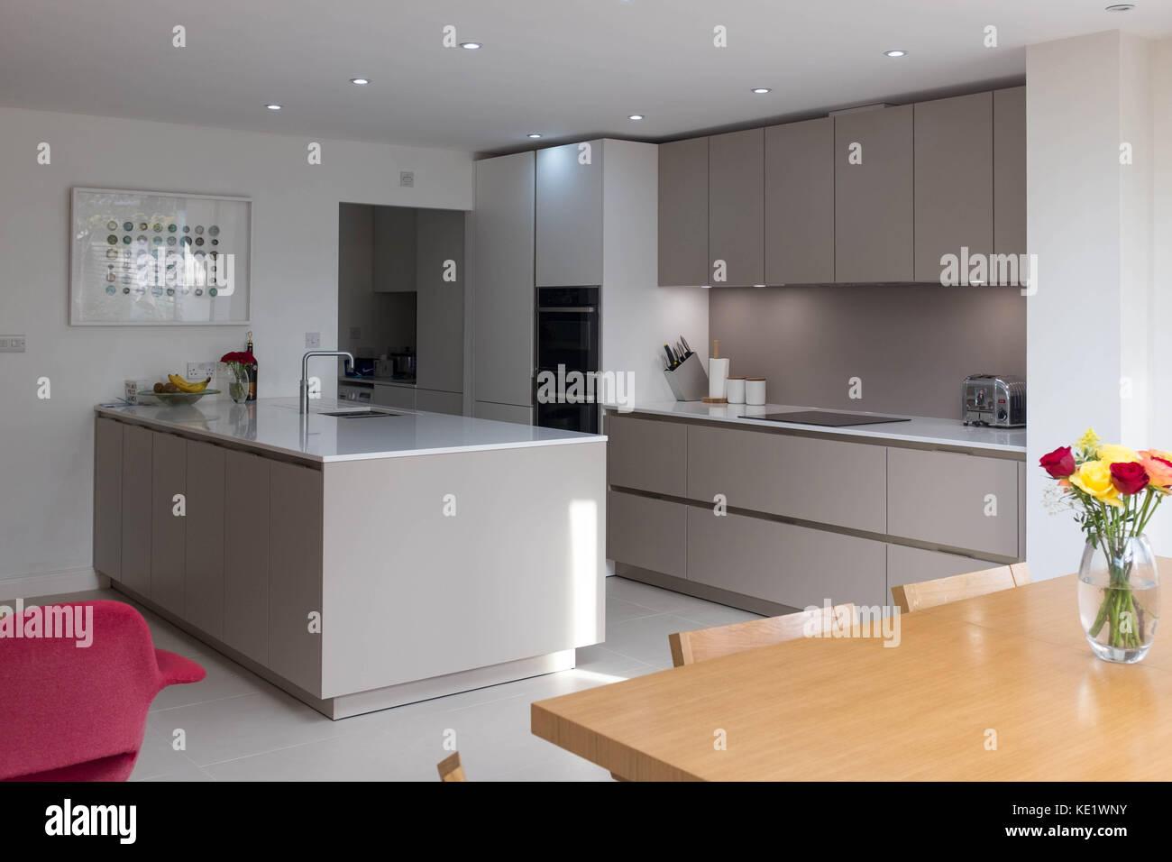 Moderne landhausküche siematic  Moderne Küche Innenraum Siematic Stockfoto, Bild: 163540663 - Alamy