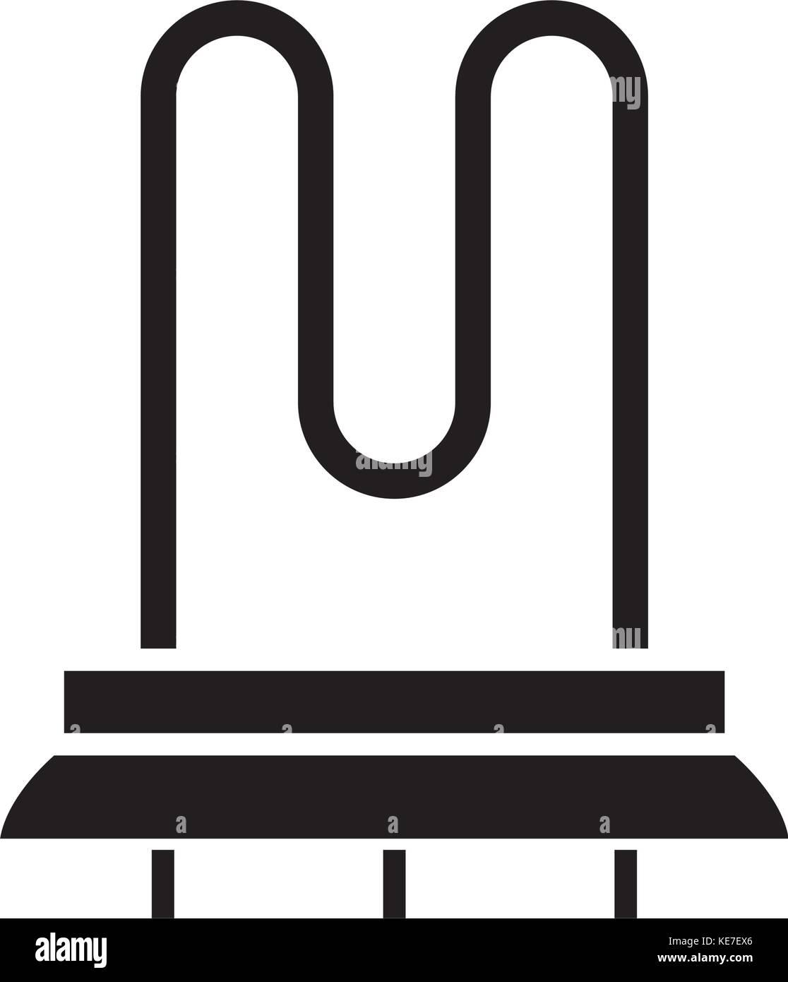 Ungewöhnlich Heizelement Symbol Zeitgenössisch - Elektrische ...