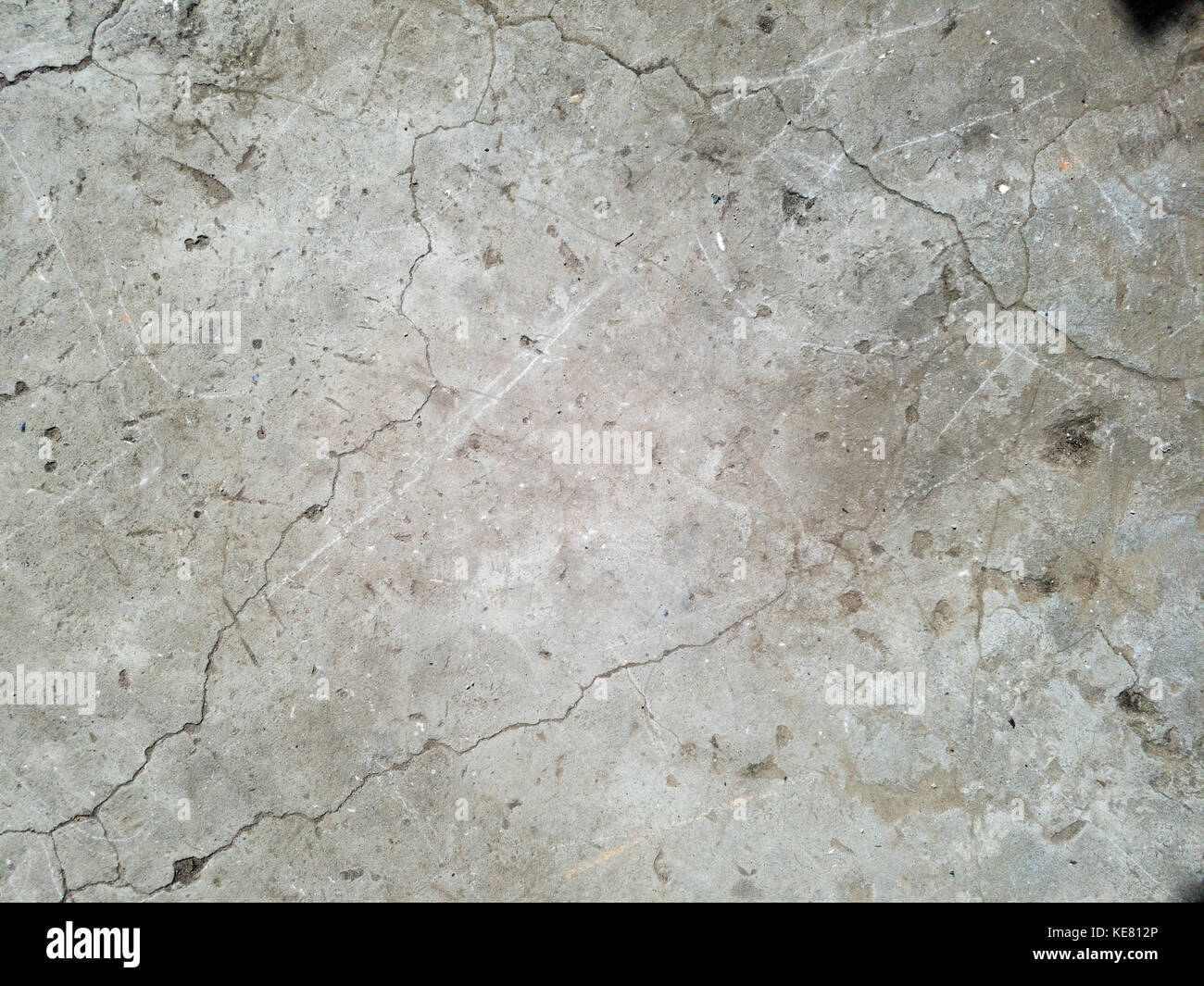 Leere beton Hintergrund Stockbild