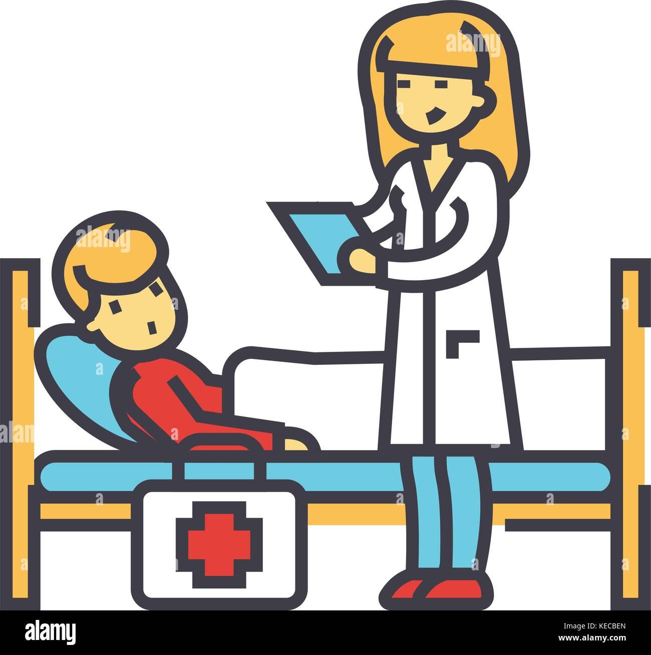 Atemberaubend Malvorlagen Arzt Und Krankenschwester Ideen ...