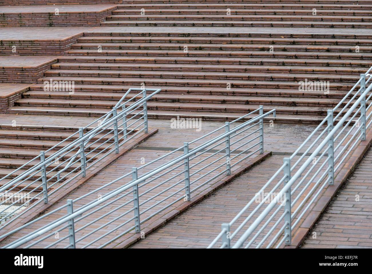 Treppe Stockbild