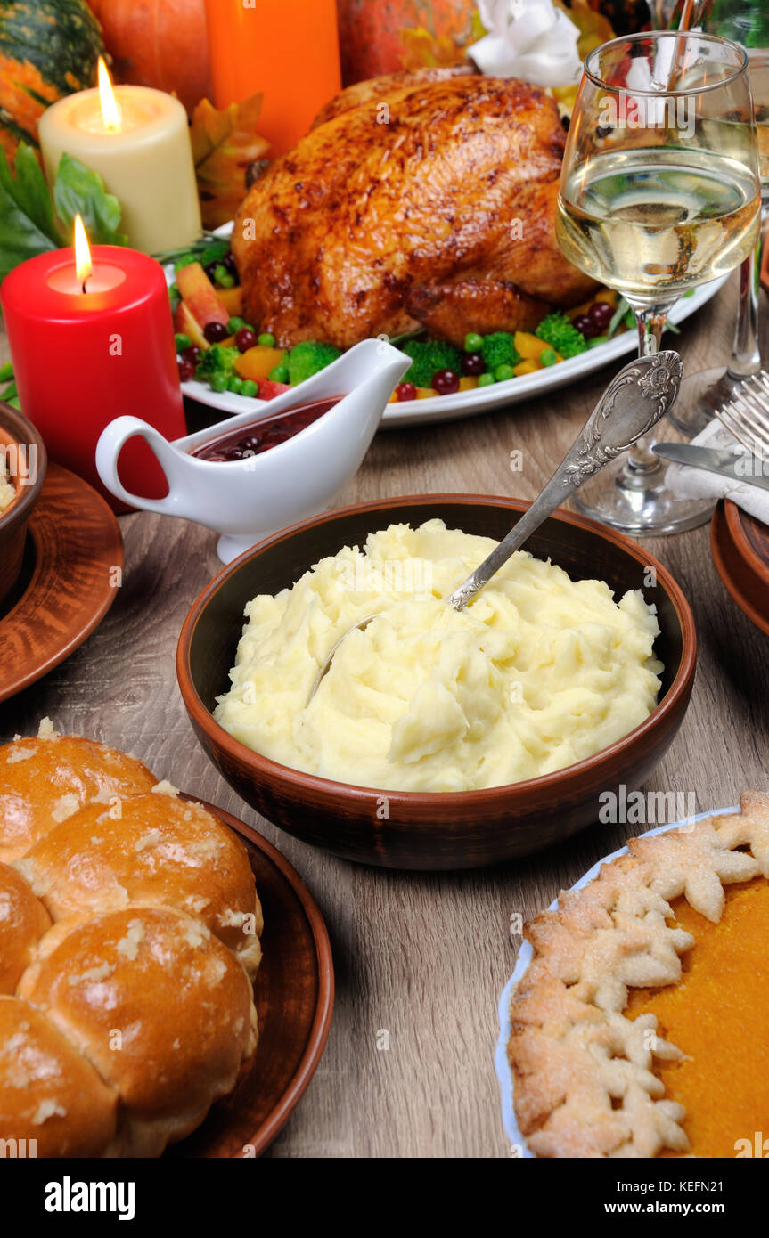 Thanksgiving Traditions Stockfotos & Thanksgiving Traditions Bilder ...