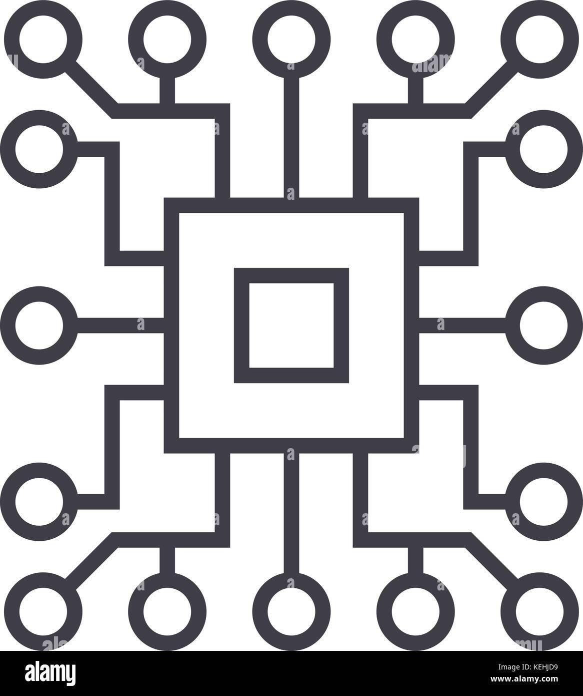 Fein Symbole In Einem Stromkreis Fotos - Schaltplan Serie Circuit ...